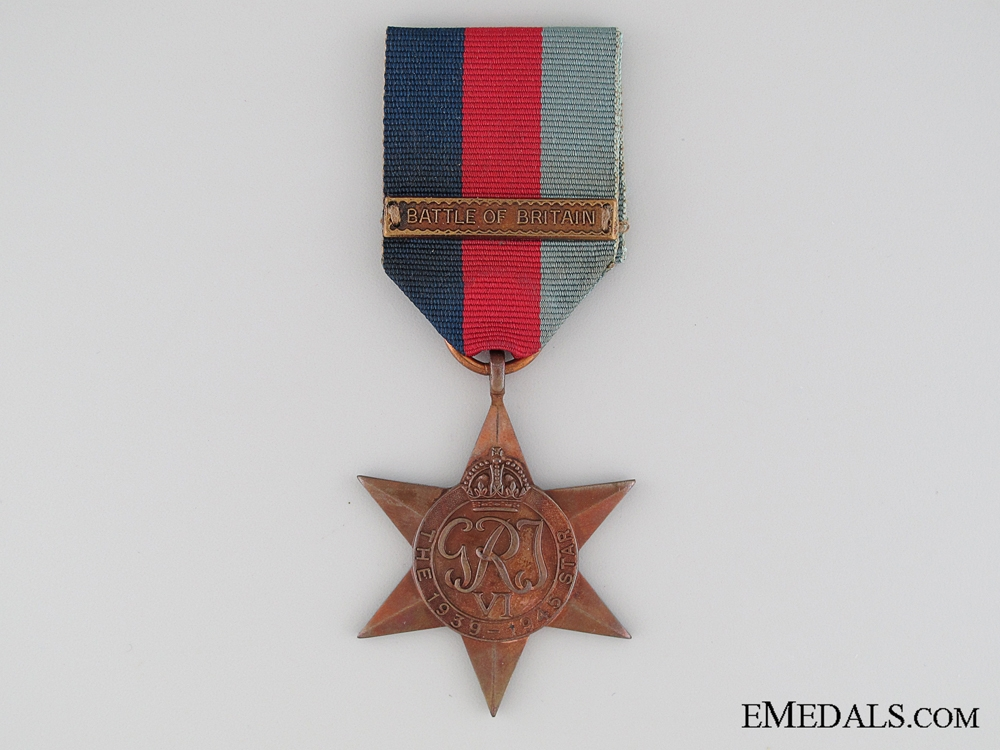 eMedals-WWII 1939-1945 Star