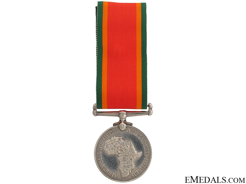 eMedals-WWII Africa Service Medal 1939-1945