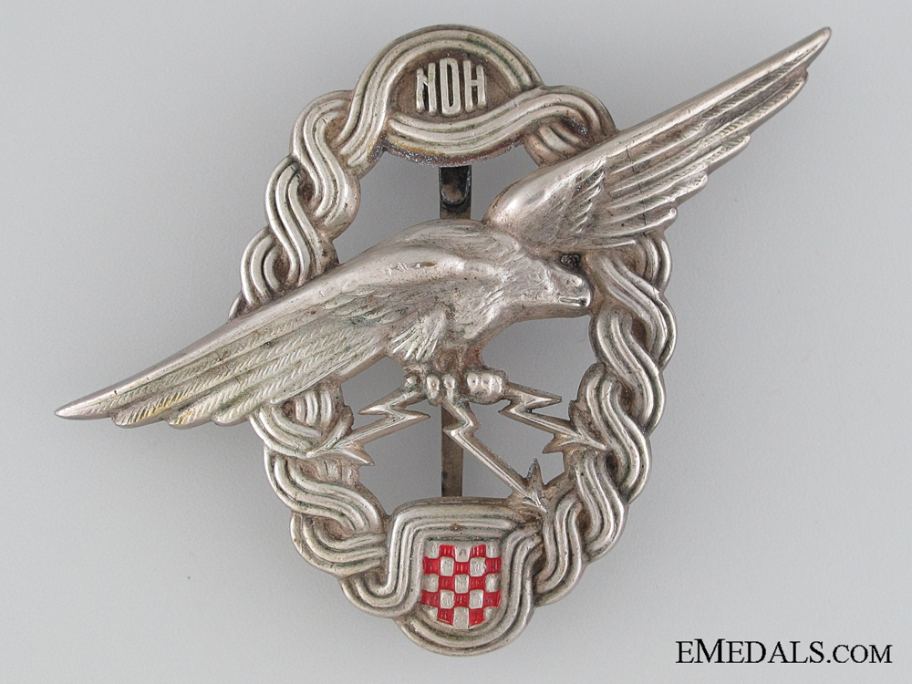 eMedals-WWII Air Force Observers' Badge