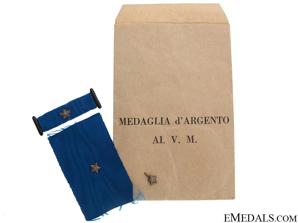 eMedals-WWII Al Valore Militare Miniature
