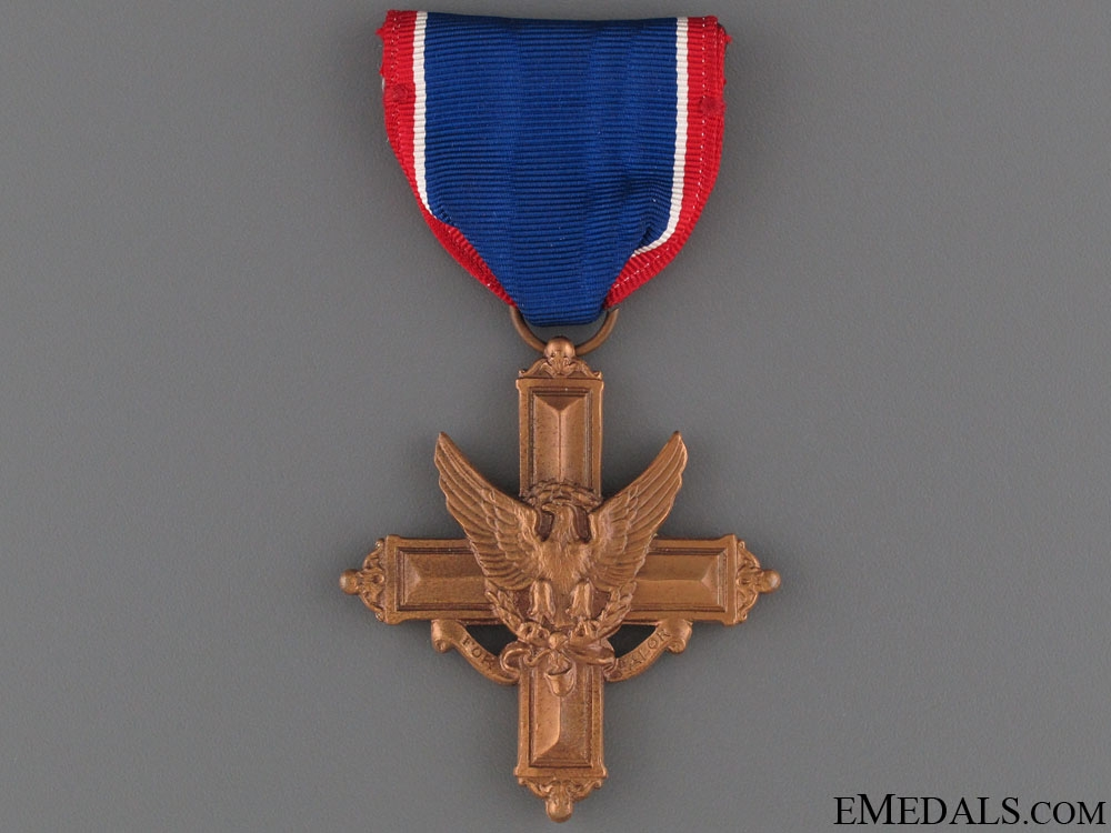 eMedals-WWII American Distinguished Service Cross