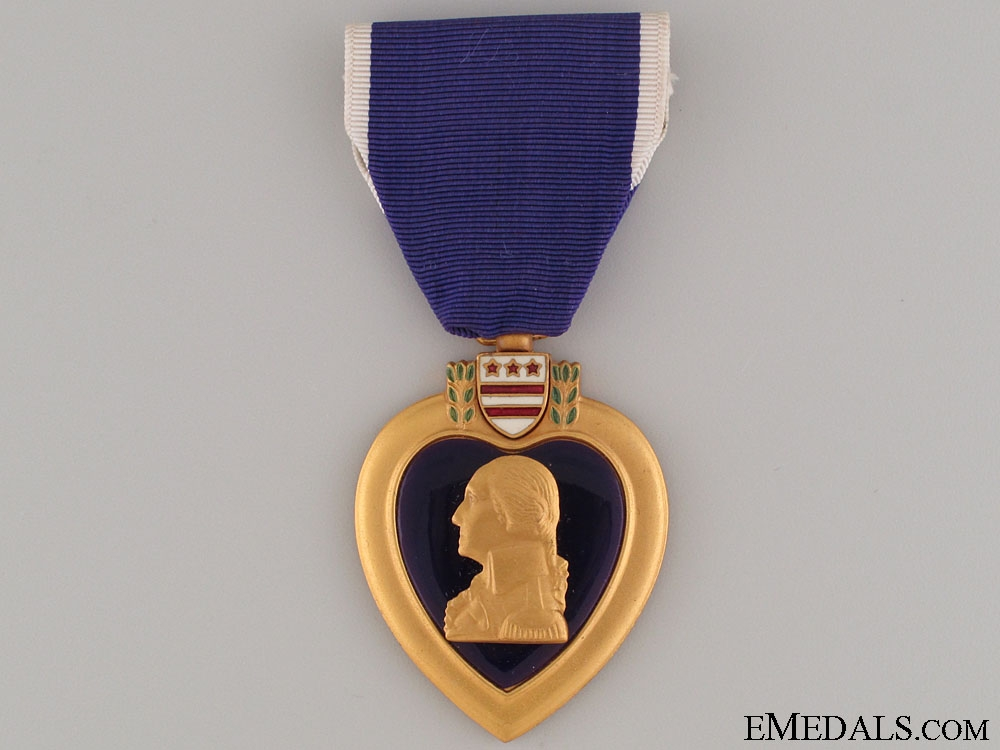 eMedals-WWII Purple Heart - Named