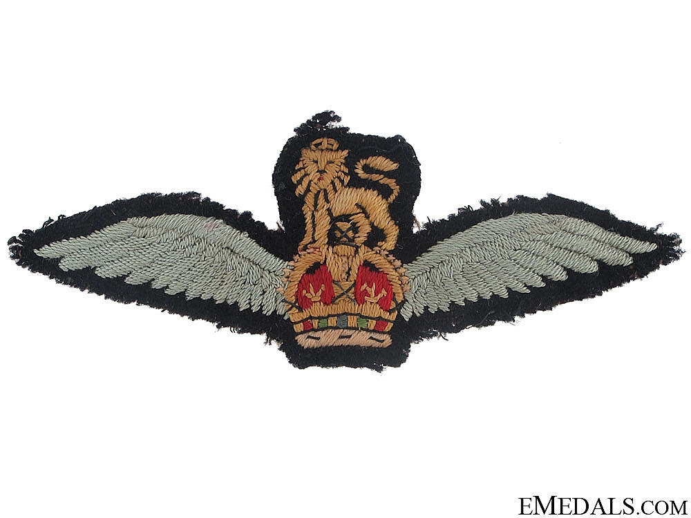 eMedals-WWII Army Air Corps Glider Pilot Wing