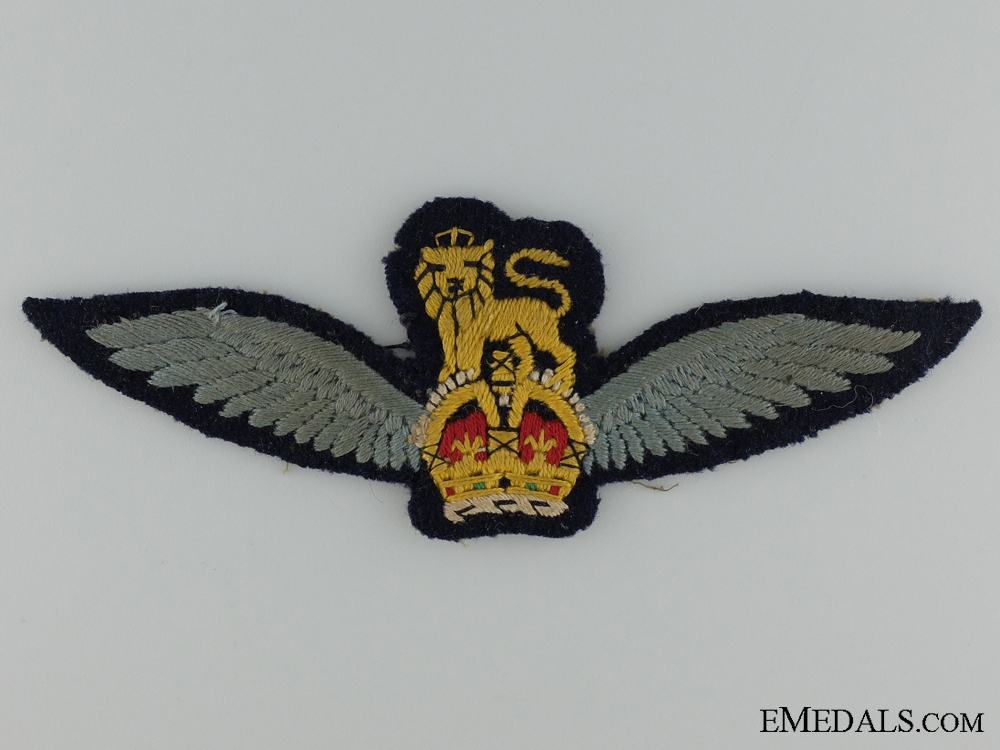 eMedals-WWII Army Air Corps Glider Pilot's Wings c. 1942