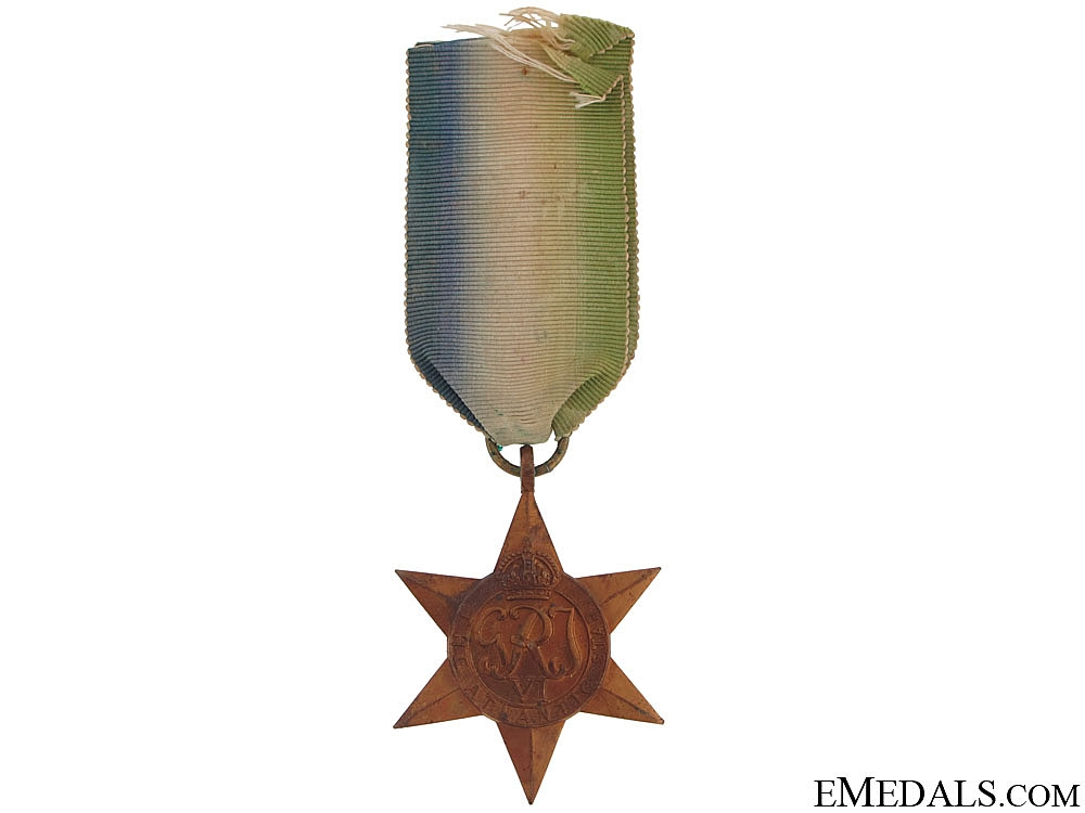 eMedals-WWII Atlantic Star