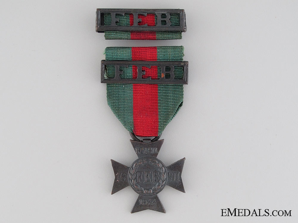 eMedals-WWII Brazilian Expeditionary Force Cross