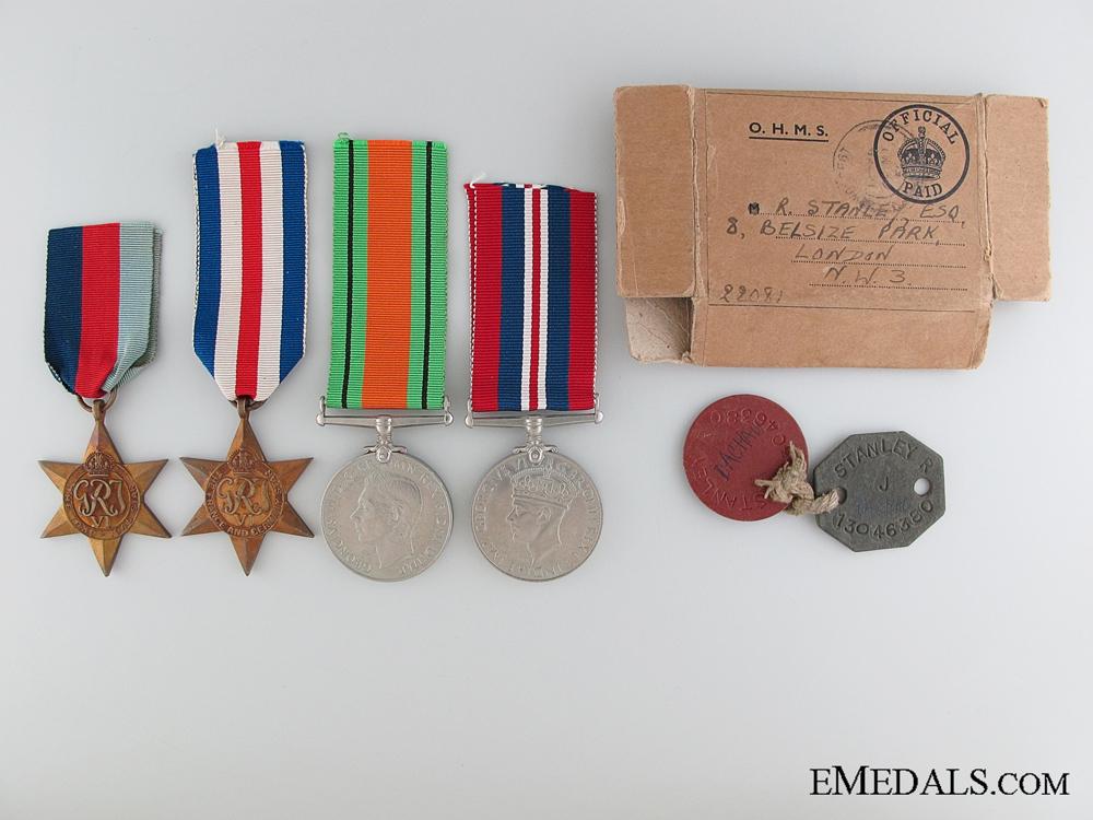 eMedals-WWII British Awards to Dachau Deportee