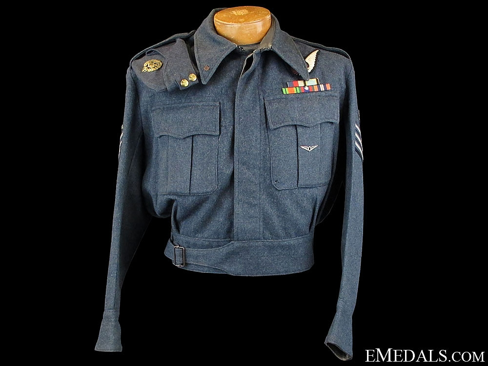 eMedals-WWII Canadian Air Gunner Collection
