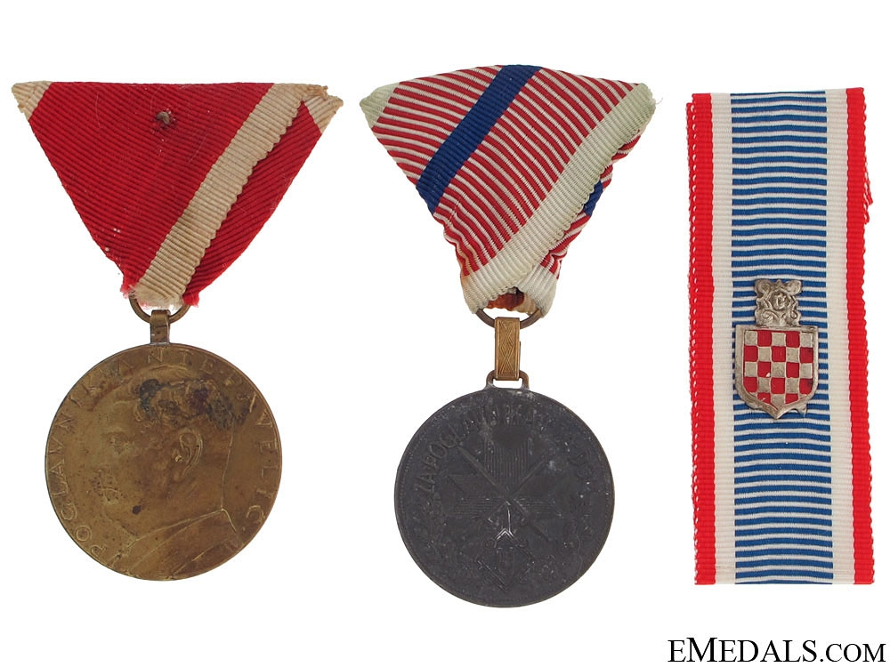 eMedals-WWII Croatian Awards