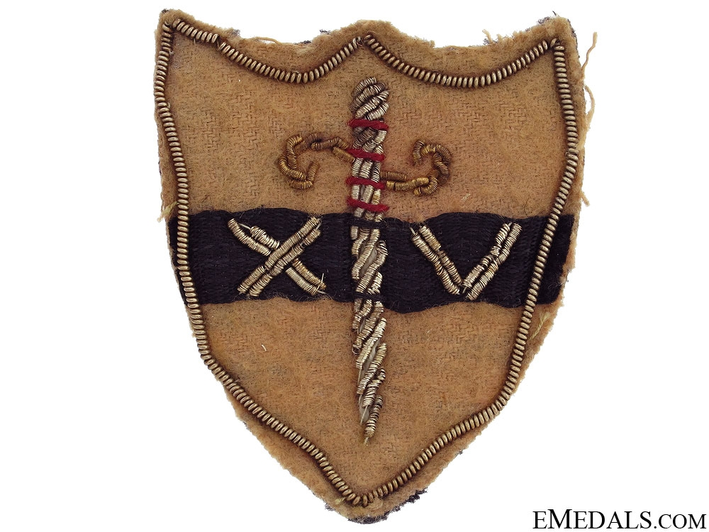 eMedals-WWII Fourteenth Army Patch