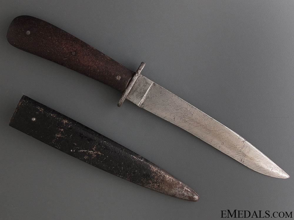 Wwii German Army Fighting Knife By Puma