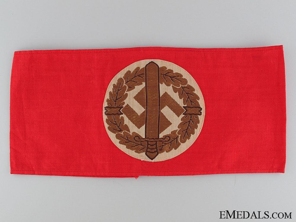 eMedals-WWII German SA Cotton Armband