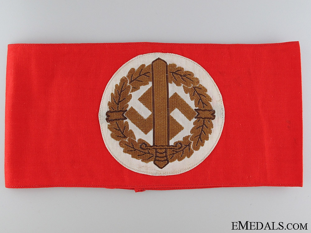eMedals-WWII German SA Cotton Armband