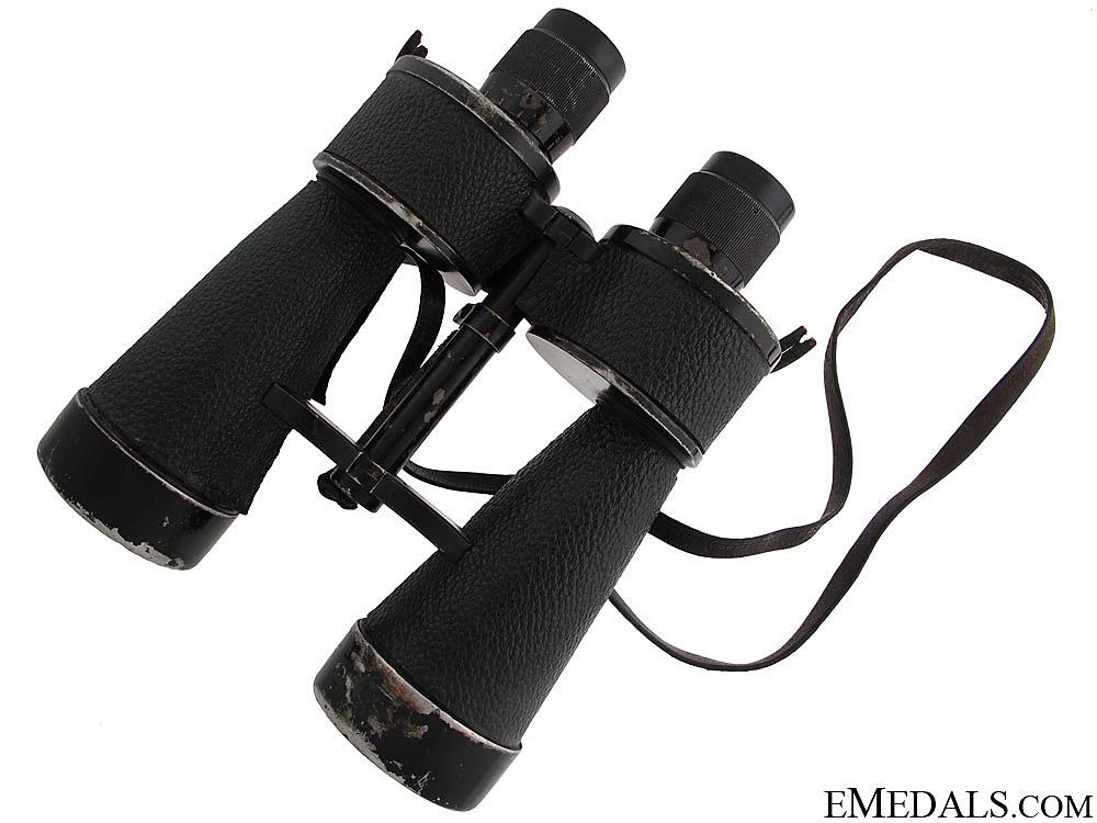 eMedals-WWII Kriegsmarine Ernst Leitz 7x50 BEH Binoculars
