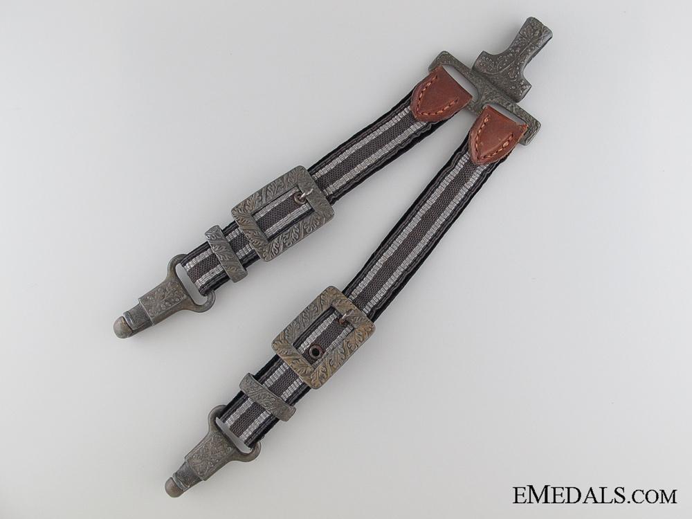 eMedals-WWII Luftwaffe Dagger Hangers