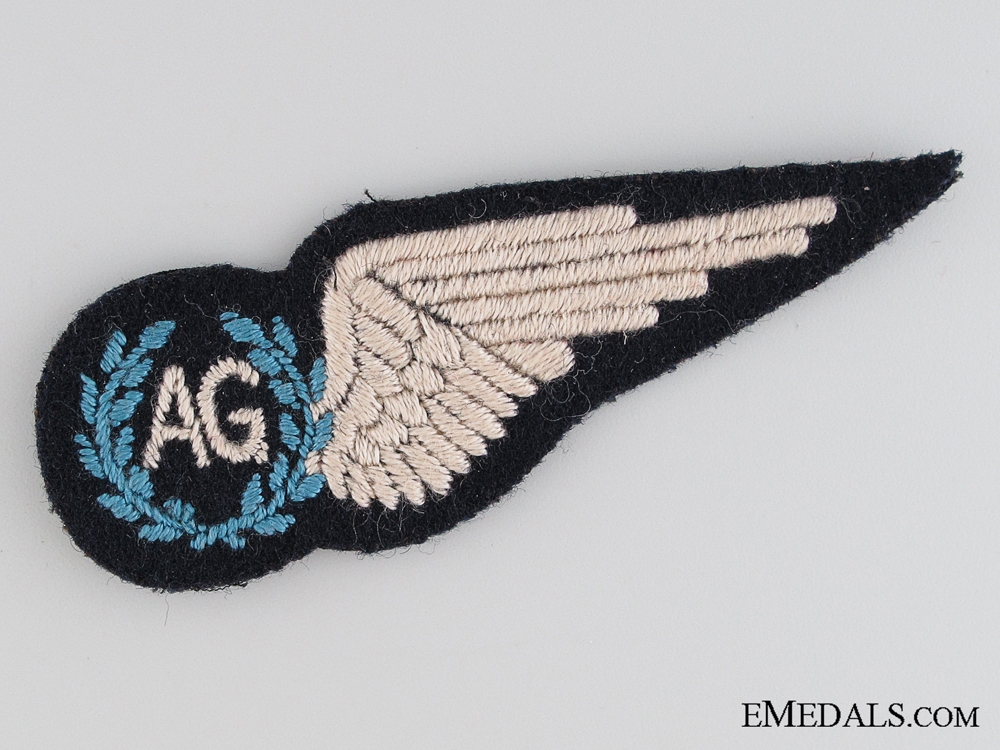 eMedals-WWII RAAF Air Gunner's Wing