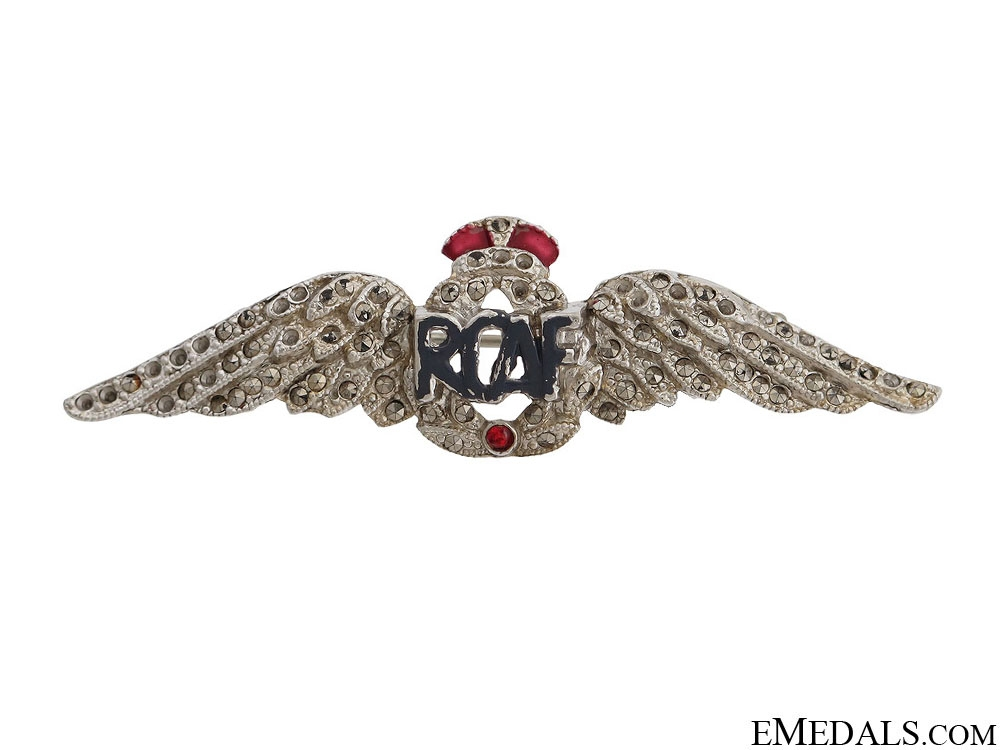 eMedals-WWII RCAF Sweetheart Wings