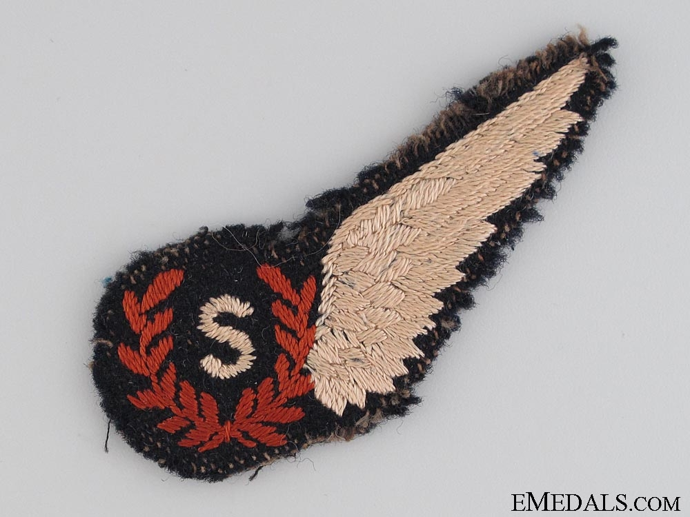 eMedals-WWII Royal Air Force (RAF) Signaller Wing