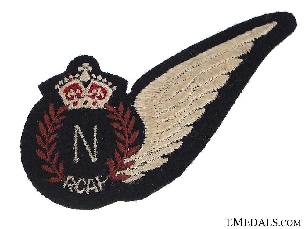 eMedals-WWII Royal Canadian Air Force (RCAF) Navigator's (N) Wing