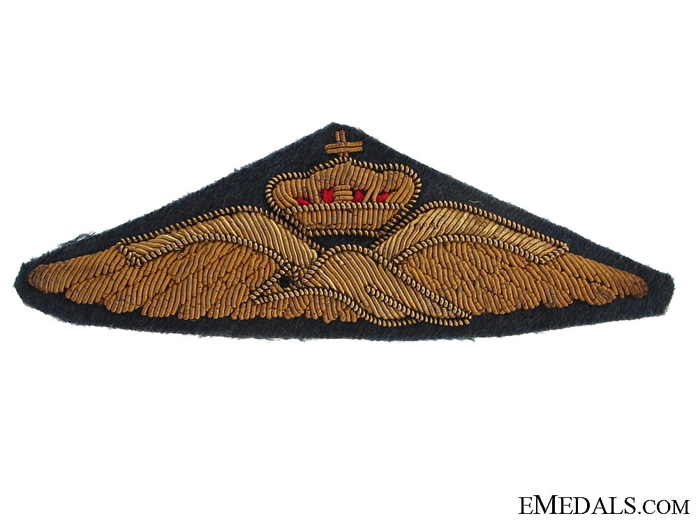 eMedals-WWII Royal Hellenic Air Force Pilot's Wings