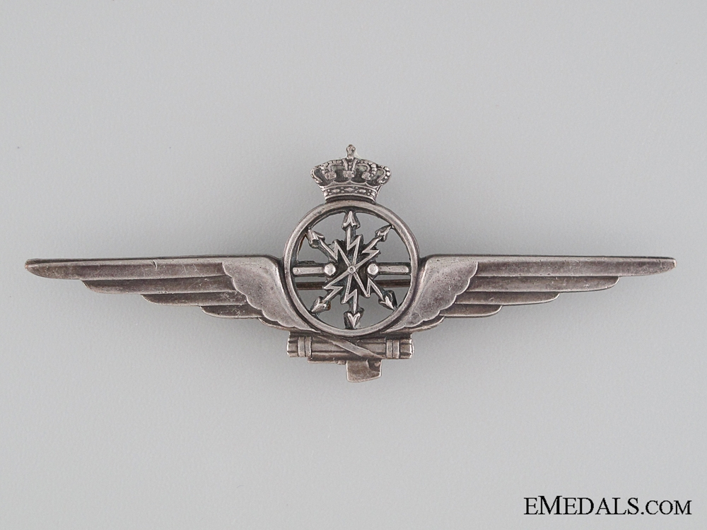 eMedals-WWII Royal Italian Air Force Navigator's Wings
