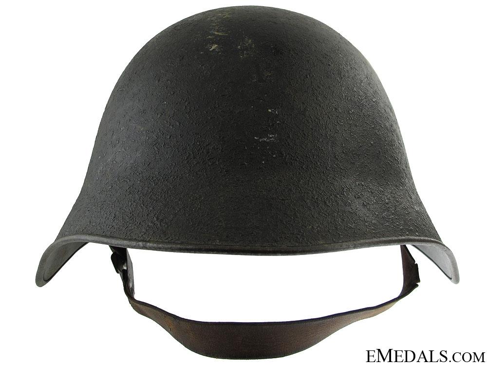 eMedals-WWII Swiss Combat Helmet