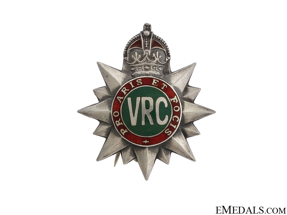 eMedals-WWII Victoria Rifles of Canada Pin
