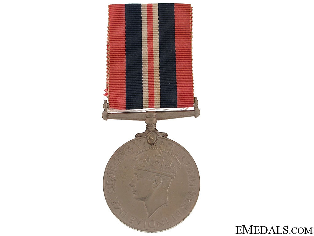 eMedals-WWII War Medal 1939-1945 - Merchant Navy