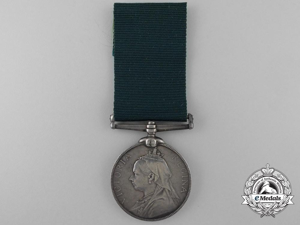 eMedals-A Volunteer Long Service Medal