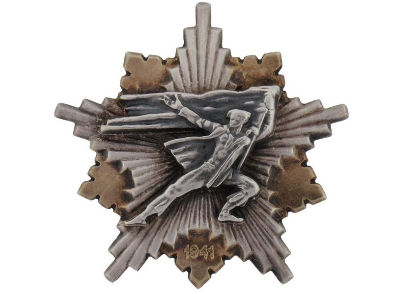 eMedals-Partisan's Decoration 1941