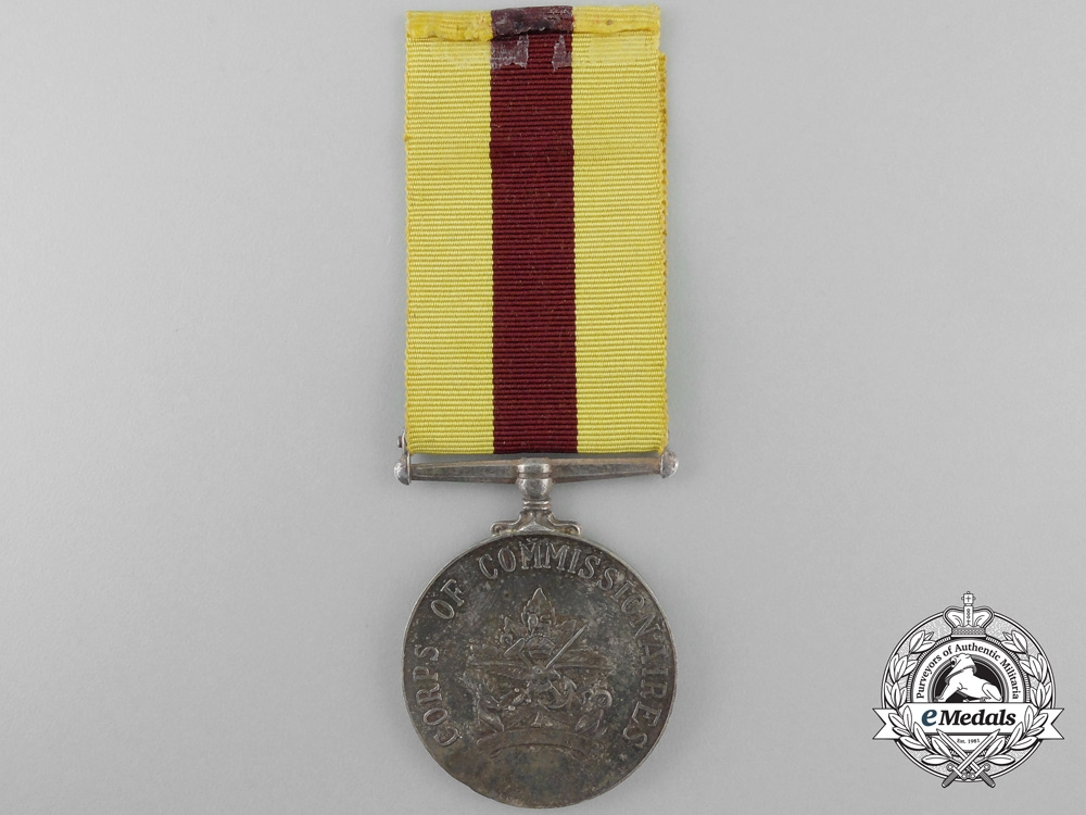 eMedals-Corps of Commissionaires Meritorious Service Medal