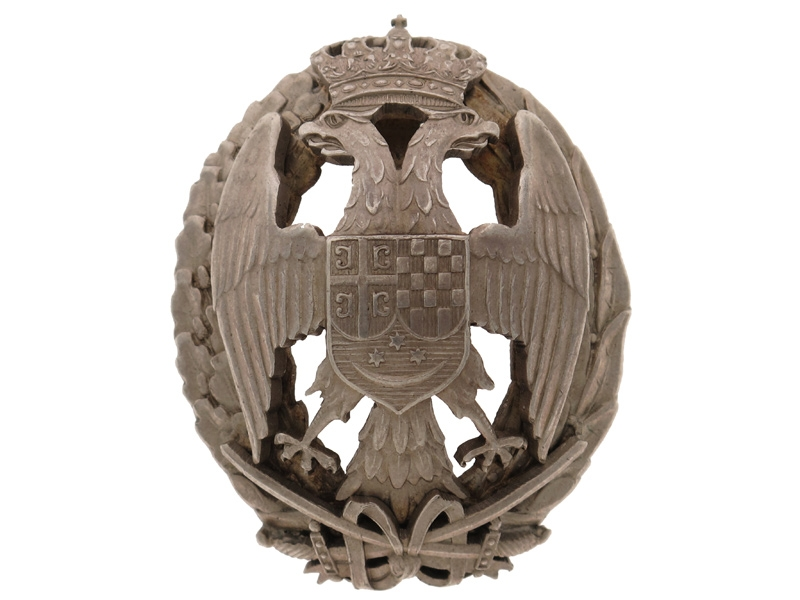 eMedals-Badge of the Cavalry Military Academy