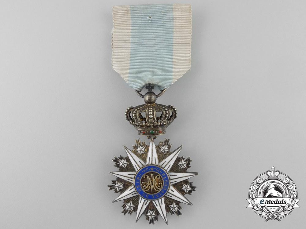 eMedals-A Portuguese Order of Villa Vicosa; Breast Badge