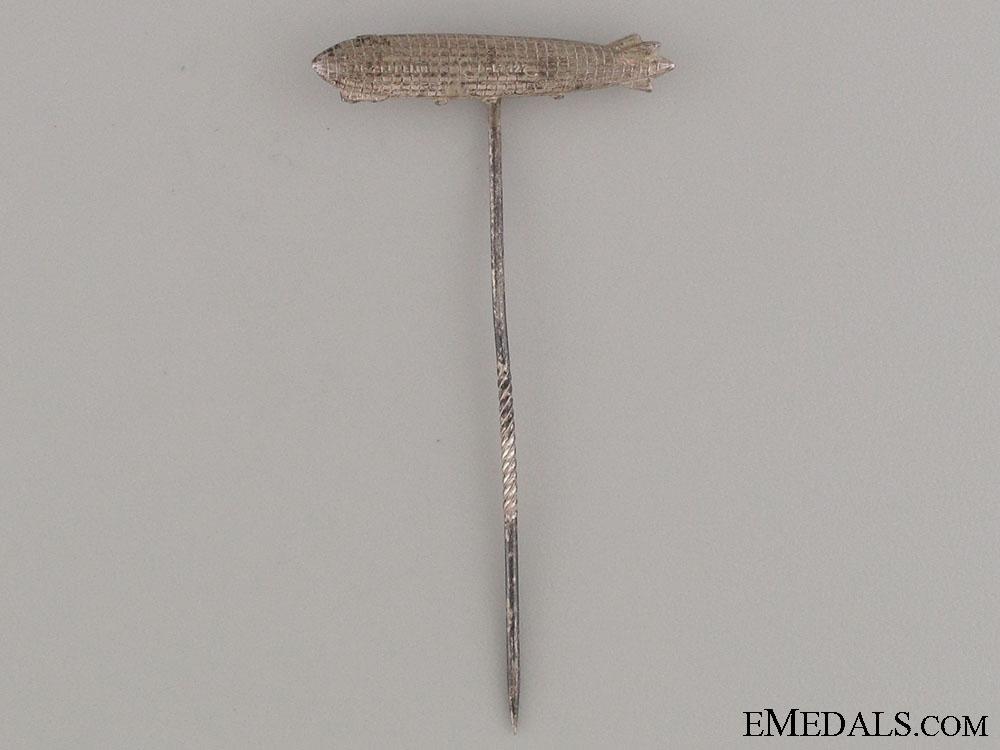eMedals-Zeppelin Stickpin