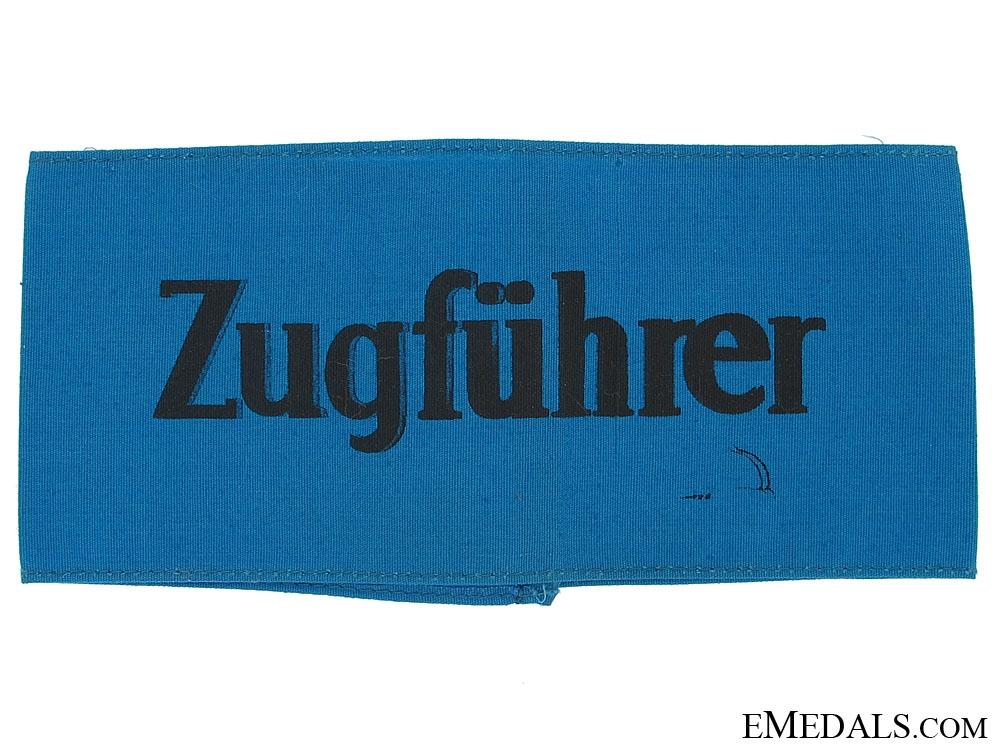 eMedals-Zugführer Platoon Leader Armband