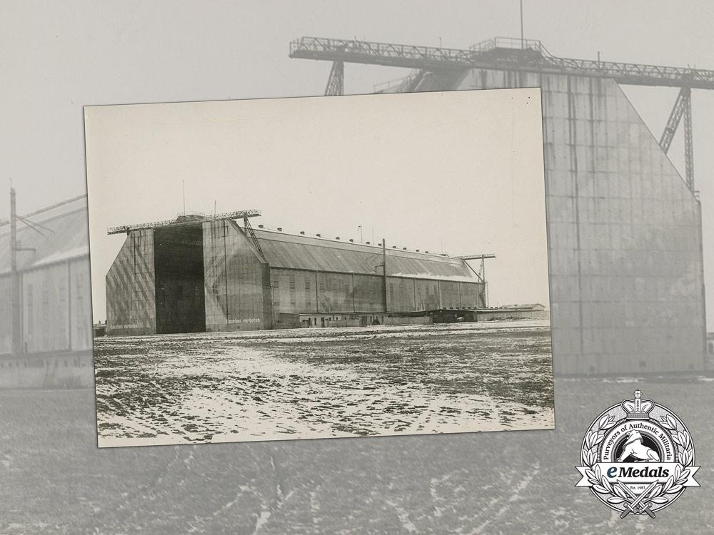 eMedals-A Lot of Five First War German Aerodrome Photographs
