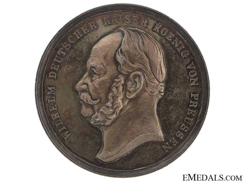 1873 Victorious Army Medal
