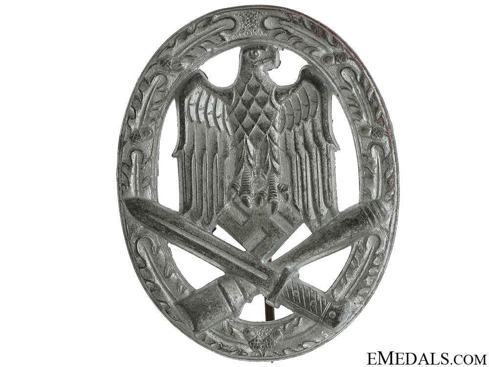 General Assault Badge - Unknown Maker