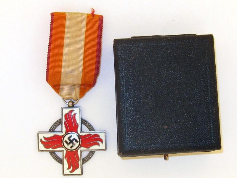 Fire Brigade Cross Second Class