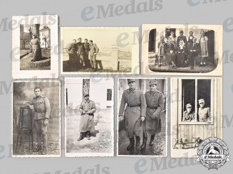 Croatia, Independent State. A Lot of Photos of Croatian Axis Volunteers and Defence Personnel