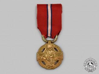 Czechoslovakia, Republic. A Revolutionary Medal 1914-1918, Type IV (1920-1938)
