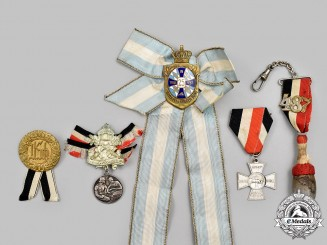 Germany, Imperial. A Mixed Lot of Veteran's Commemorative Badges