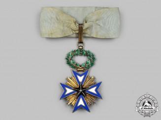 Dahomey, Kingdom (Benin, Republic). An Order of the Black Star of Benin, III Class Commander, c.1910