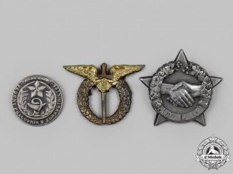 Czechoslovakia, Republic, Socialist Republic. A Lot of Three Items