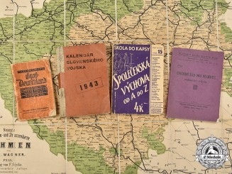 International. A Mixed Lot of Booklets
