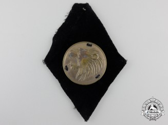 A Bund Freikorps Epp Sleeve Badge