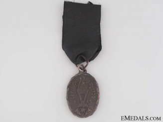100th Gebirgsjäger Regt. in the Italian Alps Medal