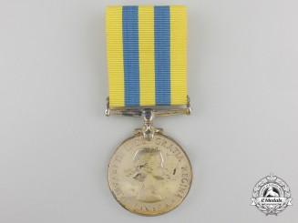 A CanadianKorea Service Medal 1950-53
