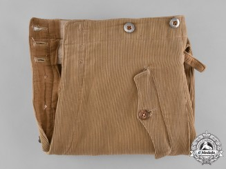 Germany, HJ. A Pair of HJ Leader's Breeches