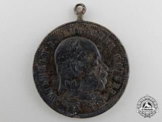 A Kaiser Wilhelm I Birth Centennial Medal 1797-1897